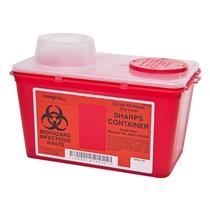 Plasdent - Chimney Top Sharps Containers